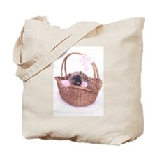 Baby Cairn Terrier Tote Bag