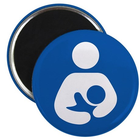 Breastfeeding Symbol Magnet (100 pack)