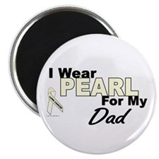 I Wear Pearl 3 (Dad LC) Magnet