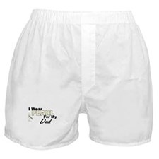 I Wear Pearl 3 (Dad LC) Boxer Shorts