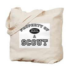 Property of a Scout Tote Bag