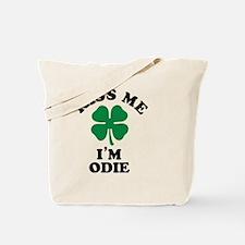 Odie Tote Bag