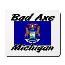 Bad Axe Michigan Mousepad