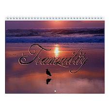 Tranquility Wall Calendar