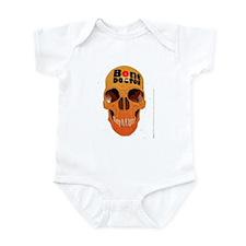 Bone Doctor Skull Infant Bodysuit