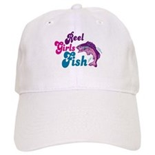 Reel Girls Fish Baseball Cap