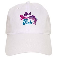 Reel Girls Fish Cap