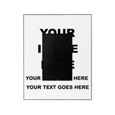 Your Photo and Text Here T Shirt Picture Frame