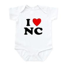 North Carolina Onesie
