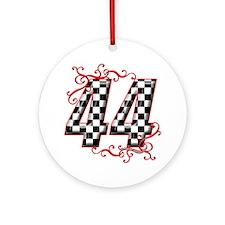 RaceFashion.com 44 Ornament (Round)