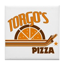 Torgo's Pizza Tile Coaster
