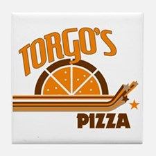 Torgo's Pizza Tile Coaster