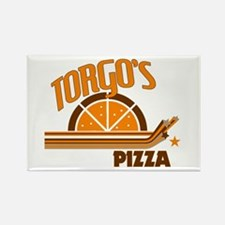 Torgo's Pizza Rectangle Magnet (10 pack)