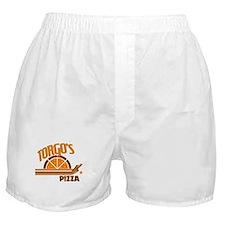 Torgo's Pizza Boxer Shorts