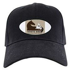 White Bird Appaloosa Horse Re Baseball Hat