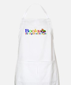 Books The Original Search Engine BBQ Apron