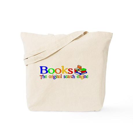 Books The Original Search Engine Tote Bag