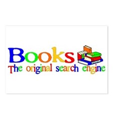 Books The Original Search Engine Postcards (Packag