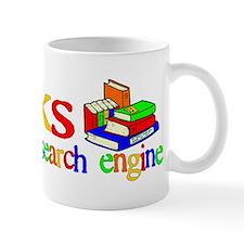 Books The Original Search Engine Mug