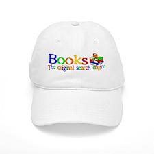 Books The Original Search Engine Baseball Cap