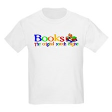 Books The Original Search Engine T-Shirt