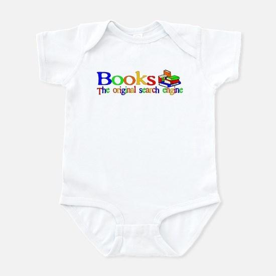 Books The Original Search Engine Infant Bodysuit