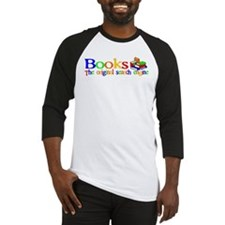 Books The Original Search Engine Baseball Jersey