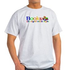 Books The Original Search Engine T-Shirt