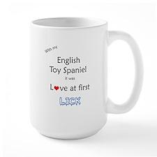 English Toy Lick Mug