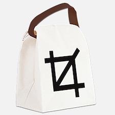Cultura Canvas Lunch Bag