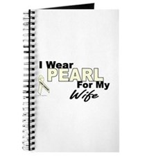 I Wear Pearl 3 (Wife LC) Journal