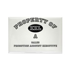 Property of a Sales Promotion Account Executive Re