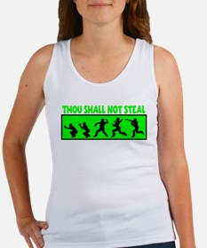 Funny Steal Women's Tank Top