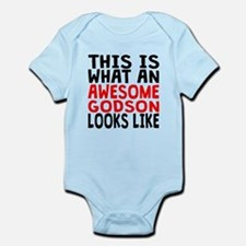 Awesome Godson Body Suit
