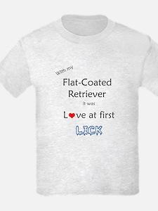 Flat-Coat Lick T-Shirt
