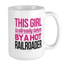 Hot Railroader Mugs
