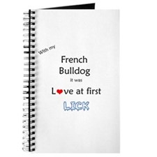 Frenchie Lick Journal