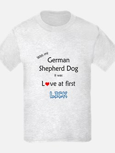 GSD Lick T-Shirt