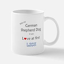 GSD Lick Mug