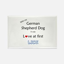 GSD Lick Rectangle Magnet