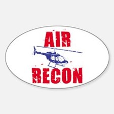 Air Recon 2 Oval Decal