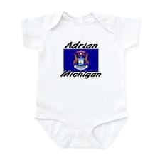 Adrian Michigan Infant Bodysuit