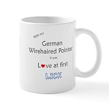 Wirehaired Lick Mug