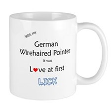 Wirehaired Lick Mug