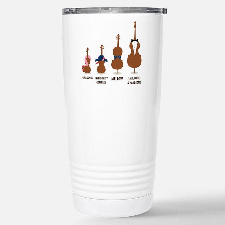 Cute Orchestra Travel Mug