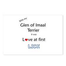 Imaal Lick Postcards (Package of 8)