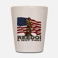 FREEDOM.png Shot Glass
