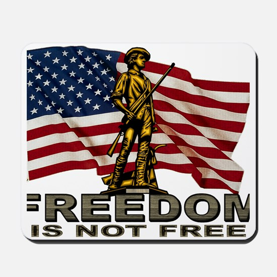 FREEDOM.png Mousepad