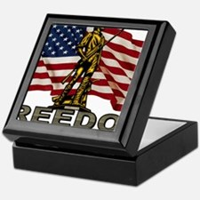 FREEDOM.png Keepsake Box