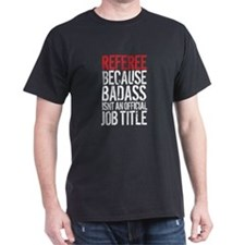 Badass Referee T-Shirt